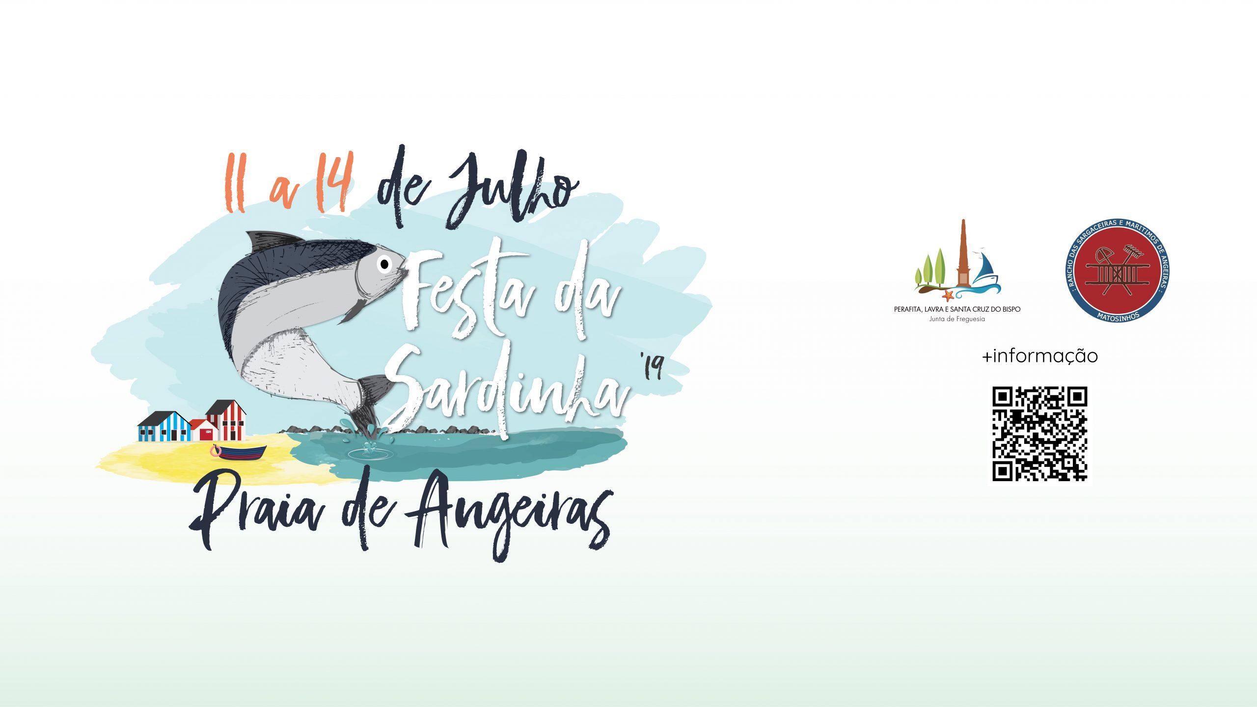Banner - Festa da Sardinha